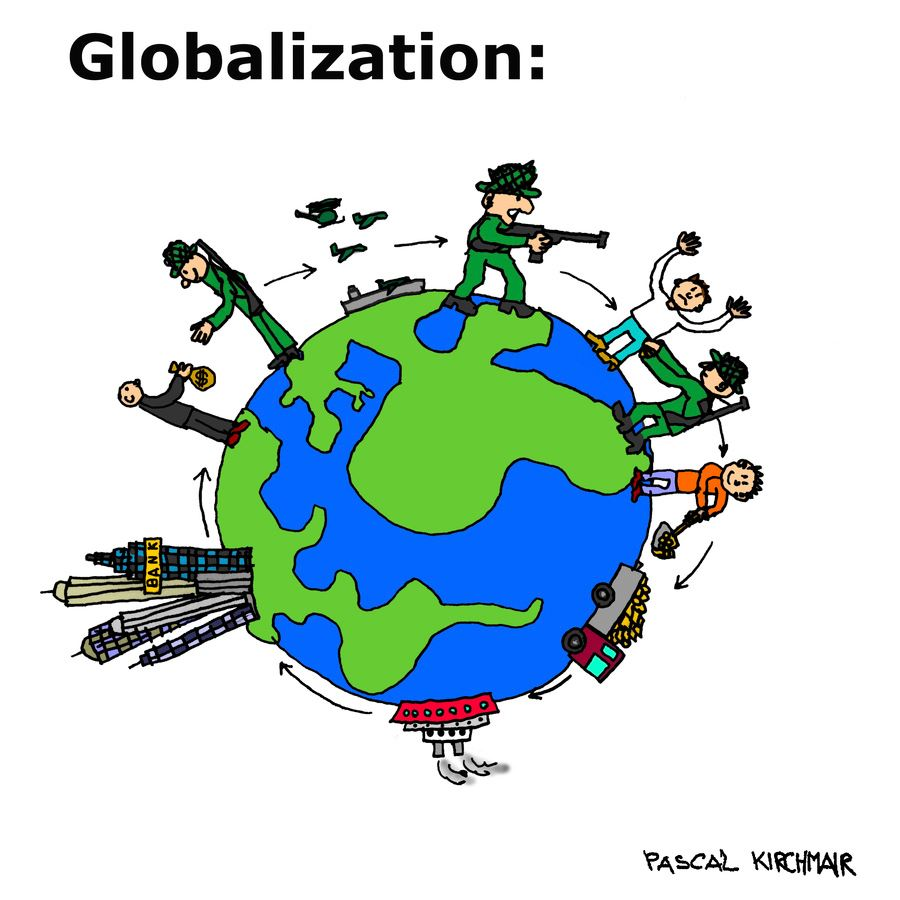 economic globalization an unstoppable force View essay - duskk-6 from hrm 5000-8 at northcentral university introduction globalization is an seemingly unstoppable force that will likely stop at nothing short of enveloping every aspect of.